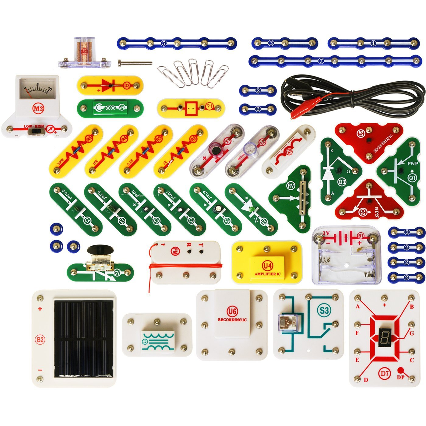 Meet Snap Circuits Circuit Camp Kit